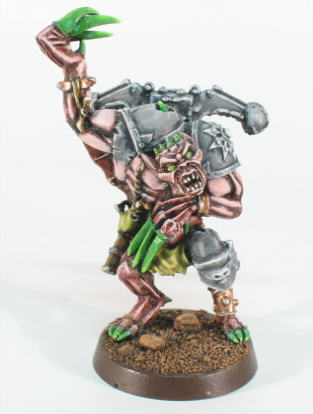 Possessed CSM